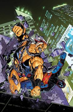 THE NEW 52 – FUTURES END #9 ... JULY 2014 Written by BRIAN AZZARELLO, JEFF LEMIRE, DAN JURGENS and KEITH GIFFEN Art by PATRICK ZIRCHER Cover by RYAN SOOK Can the Masked Superman stop a Rampage in Metropolis? Plus, Batman Beyond must figure out what to do after a startling revelation threatens to change his entire mission.