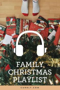 From our ultimate Christmas playlist guide: Family Christmas Playlist