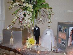 mesa ambientación para boda