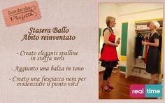 Real Time è: Guardaroba Perfetto, con Carla Gozzi. Guarda tutte le puntate di Guardaroba Perfetto QUI www.realtimetv.it/web/guardaroba-perfetto/