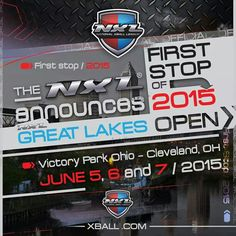 National Xball League Event 1: Cleveland, Ohio June 5, 6, and 7. #ThisISPaintball #Xball #Paintball #NXL #NationalXballLeague