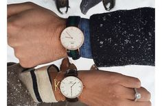 See all DW watches for both women and men. Find and buy your Daniel Wellington watch here. Elegant Watches, Stylish Watches, Cool Watches, Women's Watches, Dw Watch, Daniel Wellington Watch, Couple Watch, Preppy Style, Men's Style
