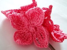 ❀ Hydrangea crochet pattern ❀