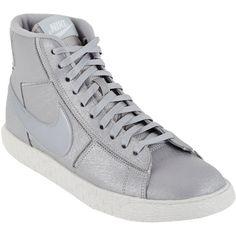 online retailer bde4f 5f78a Nike Blazer Mid Premium Sneakers at Barneys.com