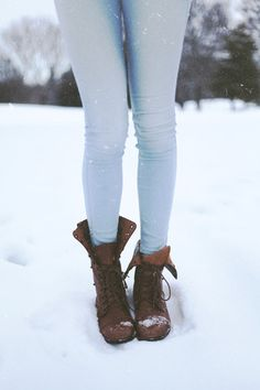 light blue skinny jeans brown boots winter outfits shoes zara brown boots laces laced jeans combat boots denim grunge combat brown ankle high boots booties flat inger call fall outfits fashion