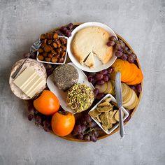 Cashewlevite juustopöytään