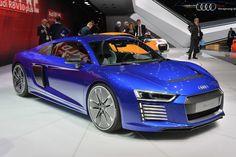 Audi R 8 E - Tron