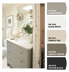 Sherwin Williams Gray Paint Color Gris Sw 7659 Gray