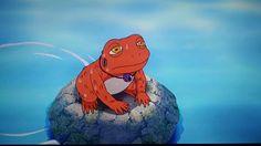 The Great Toad Sage Gamamaru