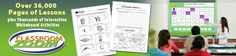 Classroom Zoom, Lesson Plans FREE LESSONS: Teacher Created Resources... Teacher Created Resources is pleased to offer free lesson plans for students in Pre-K through Grade 8! Quickly and easily search our database of over 400 lesson plans by keyword, subject, and grade level. directions, and a list of resources... A downloadable PDF version of each lesson is also available! (Just look for the Download the Activity icon to the right of the lesson title.