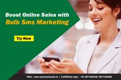 Try our Bulk Sms Marketing tool get Instant Set-Up and start engaging with your customers.