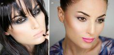 Hon är makeup kurd