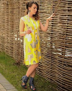 """Rochie-Jacheta """"Yellow Love Letter"""" - Colors of Love Happy City, City Vibe, Get Up, Love Affair, Love Letters, Yellow Dress, Style Fashion, Special Occasion, Cocktails"""