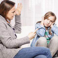 Qué hacer cuando gritamos a los niños...cómo arreglarlo.