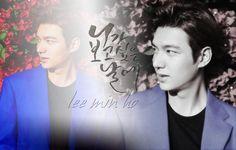 Lee Min Ho fan art by RubyRing