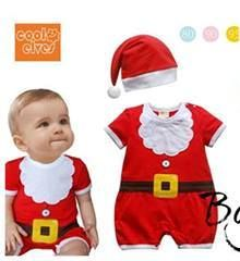 Santa Romper    Pre orders are now open on these romper and beanie sets.