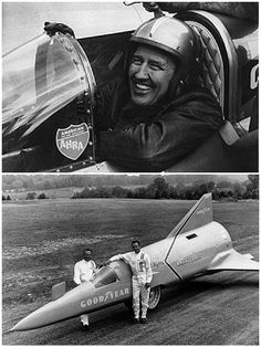 Art Arfons, born on 3 February 1926 in Akron, Ohio, broke the world land speed record three times in 1964 and 1965 in his home-built Green Monster jet-powered cars. On November 7, 1965, Arfons set the land-speed record—an average 576.553 miles per hour—at Utah's Bonneville Salt Flats.