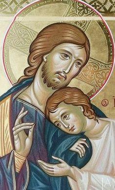 Jesus Art, God Jesus, Jesus Christ, Byzantine Art, Religious Icons, Holy Family, Son Of God, Orthodox Icons, Sacred Heart