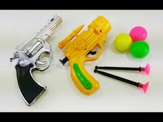 Toy Gun Video for kids - NEW TOY GUNS SET - Toys for kids ! | Toys Guide |  Pinterest | Guns and Toy