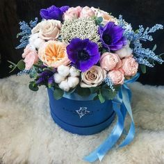 Custom and Produce all kinds of Flower Boxes. Beautiful Rose Flowers, Amazing Flowers, Modern Flower Arrangements, Luxury Flowers, Flower Boxes, Floral Bouquets, Flower Crafts, Artificial Flowers, Flower Designs