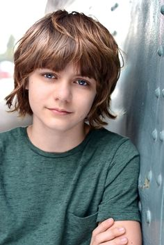 "Ty Simpkins of ""Insidious,"" ""Iron Man 3,"" and ""Jurassic World."""