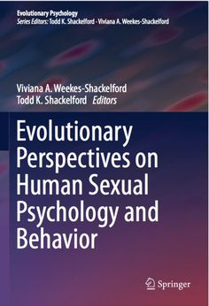 evolutionary perspectives on human sexual psychology behavior etextbook