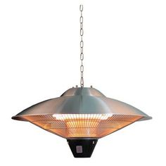 Nice! AZ Patio Heaters HLI-2125 Hanging Electrical Patio Heater Evaluations
