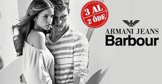 Uluslararası ününü özellikle pek çok Hollywood ünlüsüne yaptığı kıyafetlerle kazanan Armani, yepyeni ürünleriyle bu kampanyada. Armani Jeans, hiçbir yerde bulamayacağınız müthiş fiyatlarla Netvarium'da!