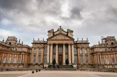 UNESCO World Heritage Site #288: Blenheim Palace