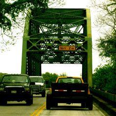 Love the bridge!