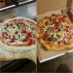 Last Day Pizza #pizza #food #foodporn #yummy #love #dinner #salsa #recipe