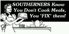 : ) Southern Slang