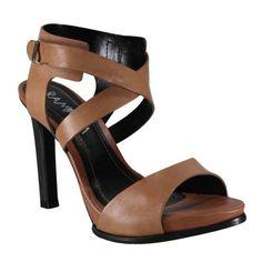 Sandália Ramarim 14-27201 - Caramelo/Preto (Soft Plus) - Calçados Online Sandálias, Sapatos e Botas Femininas | Katy.com.br