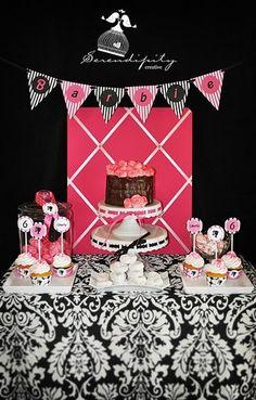 "Photo 1 of 14: Vintage Barbie / Birthday ""Vintage Barbie""   Catch My Party"