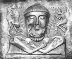 celtic goddess by petrus.agricola on Flickr.From the Gundestrup Cauldron