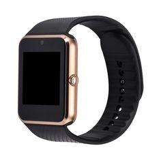 GT08 Apoyo TF tarjeta SIM Bluetooth Reloj Teléfono Inteligente