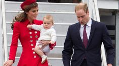 Prince George heads Down Under for his first royal tour