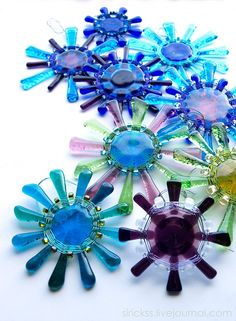 Beautiful Fused Glass