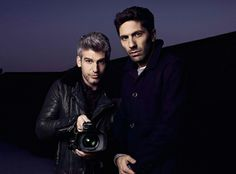 Nev Schulman and Max Joseph from Catfish: the tv show