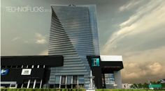 Video: Tehran's Aysun Commercial Complex - Architectural Animation