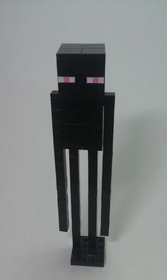 Custom Lego Minecraft Enderman | eBay. Am I the only one who thinks Endermen are kind of cute?
