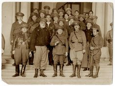 Spain - 1936-38. - GC - Mando Mayor del ejército republicano en Madrid