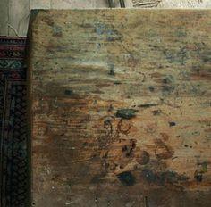 Virginia Woolf's desk , Annie Leibovitz by J'attends...