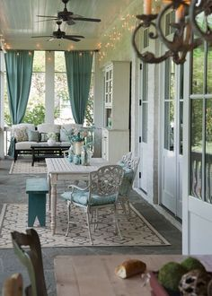 34 Relaxing Summer Porch Decorating Ideas with Low Budget – Magazine Decorations Outdoor Rooms, Outdoor Living, Outdoor Decor, Outdoor Kitchens, Outdoor Patios, Porch Kits, Porch Ideas, Patio Ideas, Pergola Ideas