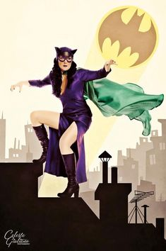 CAT WOMAN Costume... by pinkpurr on Etsy