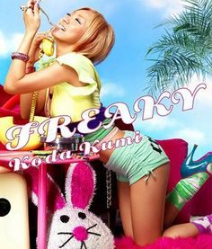 Kumi Koda...love her music, so kawaii