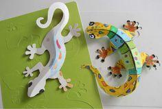 PAPER CRAFTS FOR KIDS | crianças diy papel artesanato decoração colorida wallizards-Puzzle ...