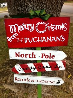 christmas hand made yard cutouts | ... this family's front yard ...