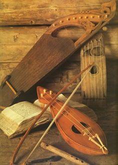 medieval musical instruments   Tumblr                                                                                                                                                      More Confira aqui http://mundodemusicas.com/lojas-instrumentos/ as melhores lojas online de Instrumentos Musicais.