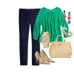 Wearing today by ceve on Polyvore